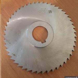 Фреза дисковая отрезная 125х3,5