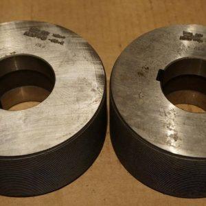 Ролик резьбонакатной М6 D140-d63-H54