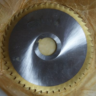 Фреза дисковая отрезная 130х5,8