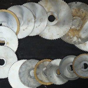 Фрезы дисковые отрезные