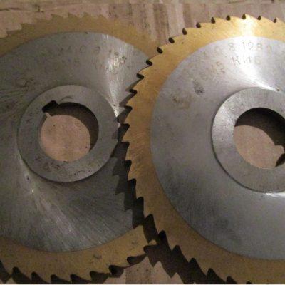 Фреза дисковая отрезная 125х4
