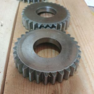 Долбяк дисковый М2.5х75  Z-30